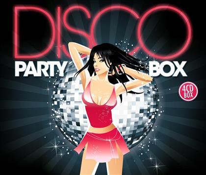 Disco Party Box (4 CDs)