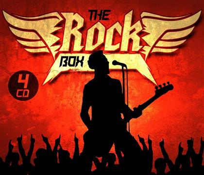 Rock Box - Various 2015 (4 CDs)