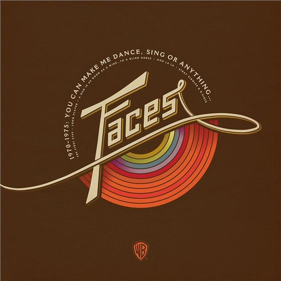 Faces - 1970-1975: You Can Make Me Dance Sing Or Anything (5 CDs)
