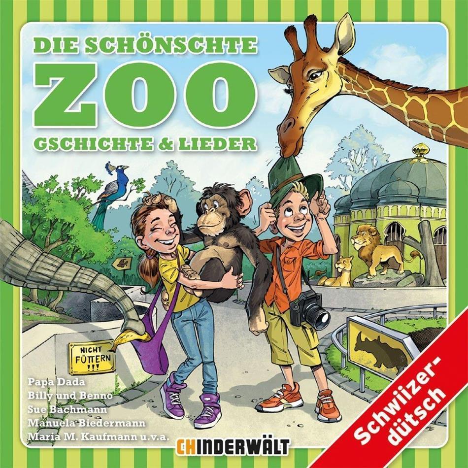 Die Schönste Zoo Gschichte Und Lieder - Various - Mundart