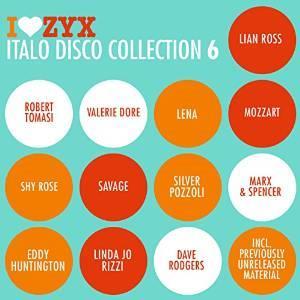Zyx Italo Disco Collection - Various 6 (3 CDs)
