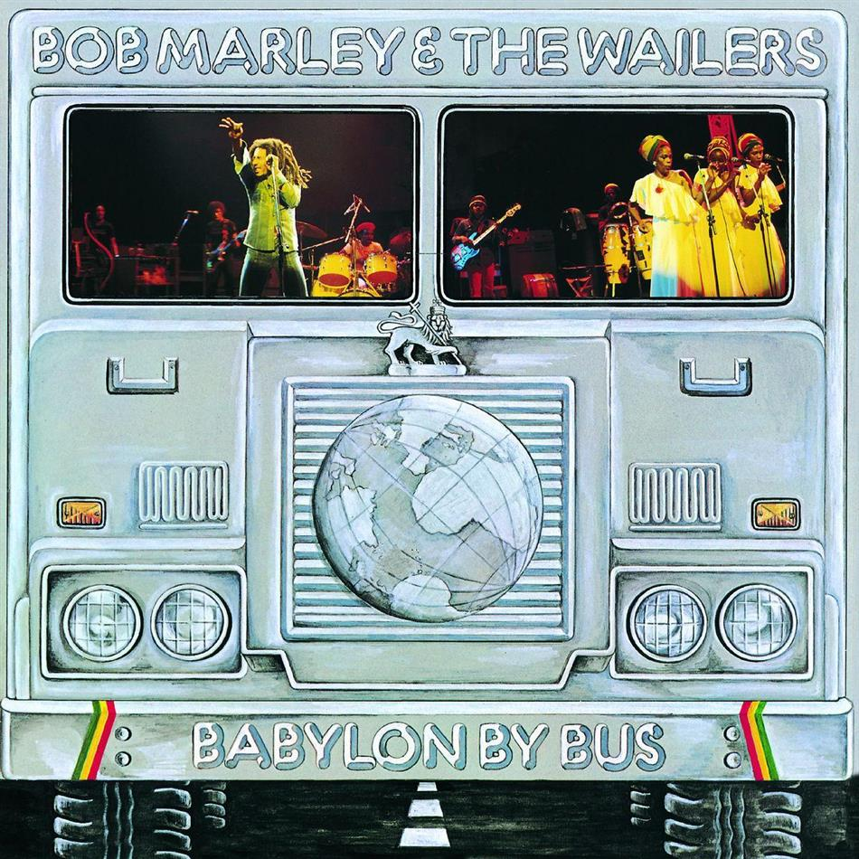 Bob Marley - Babylon By Bus (2015 Version, 2 LPs + Digital Copy)