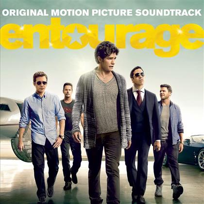 Entourage (OST) - OST - Music On Vinyl (LP)