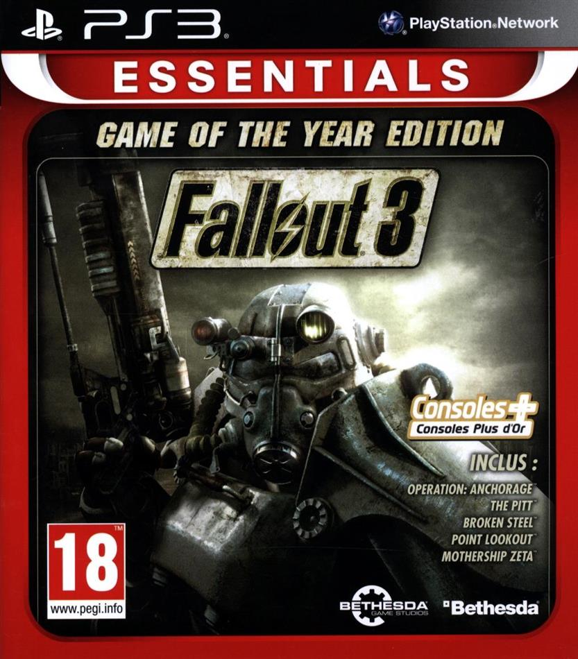 Fallout 3 Essentials (Game of the Year Edition)