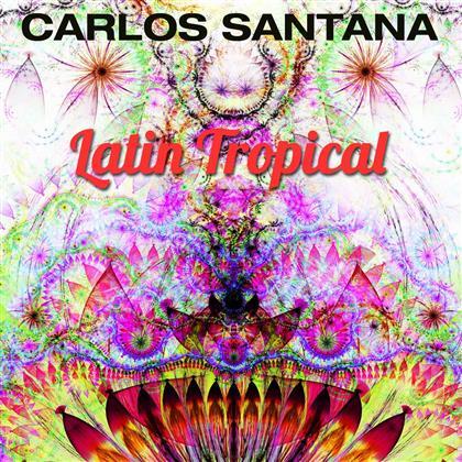 Carlos Santana - Santana - Latin Tropical