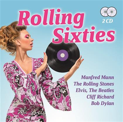 Rolling Sixties 60's (2 CDs)