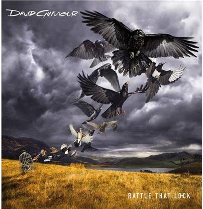 David Gilmour - Rattle That Lock (Limited Edition, CD + Blu-ray)