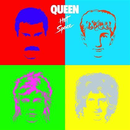 Queen - Hot Space - 2015 Reissue (LP)