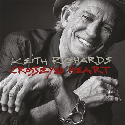 Keith Richards - Crosseyed Heart (2 LPs)