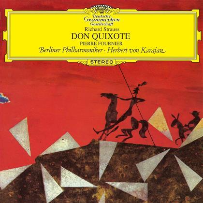 Herbert von Karajan, Pierre Fournier & Berliner Philharmoniker - Don Quixote