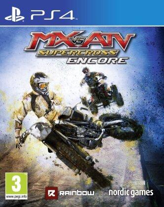 MX vs ATV: Supercross Encore