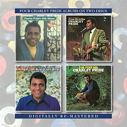 Charley Pride - 10th Album/From Me To You (Remastered, 2 CDs)