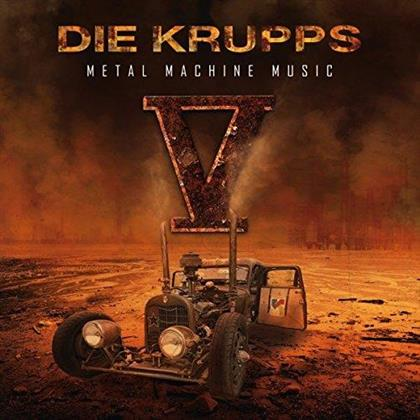 Die Krupps - V - Metal Machine Music (2 CDs)