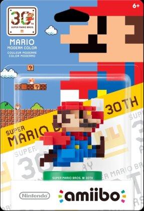Amiibo Mario 30. Geburtstag (Moderne Farben)