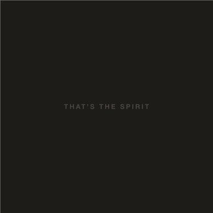 Bring Me The Horizon - That's The Spirit - Special Box + Beanie, Sticker & Stencil