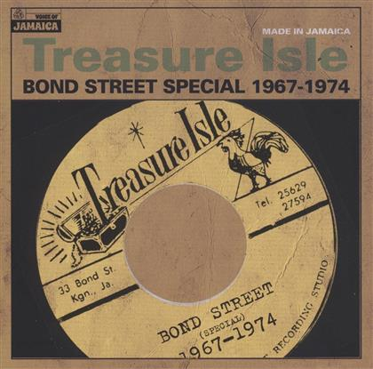 Treasure Isle: Bond Street Special - Various 1969-1974 - Limited Edition (Limited Edition)