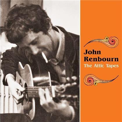 John Renbourn - Attic Tapes