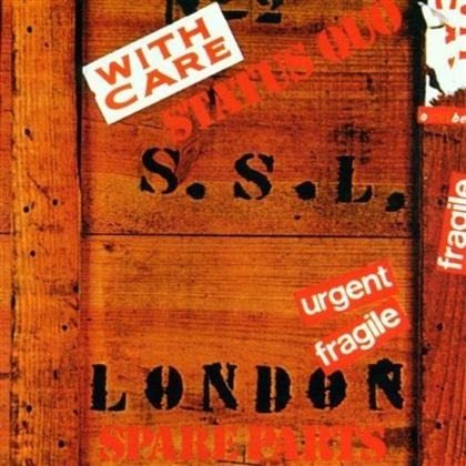 Status Quo - Spare Parts - 2015 Reissue (LP)