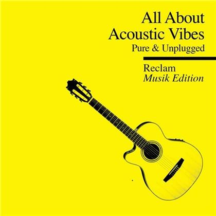 All About-Reclam Musik Edition - 4 - Acoustic Vibes