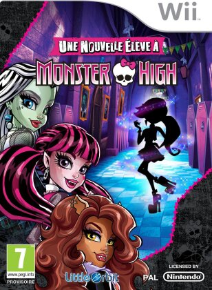 Monster High - Une nouvelle eleve a Monster High