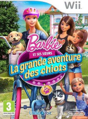 Barbie et ses soeurs - La grande aventure des chiots