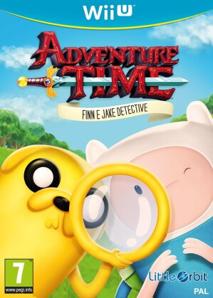 Adventure Time - Finn e Jake Detective