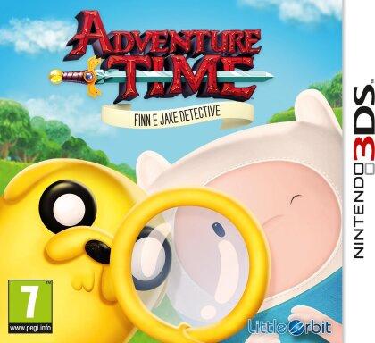 Adventure Time: Finn e Jake Detective