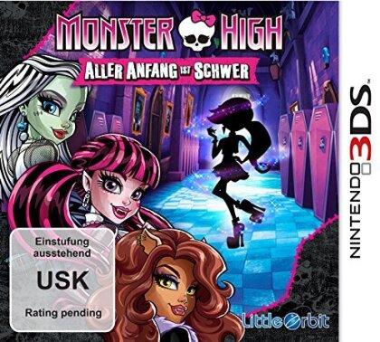 Monster High - Aller Anfang ist schwer