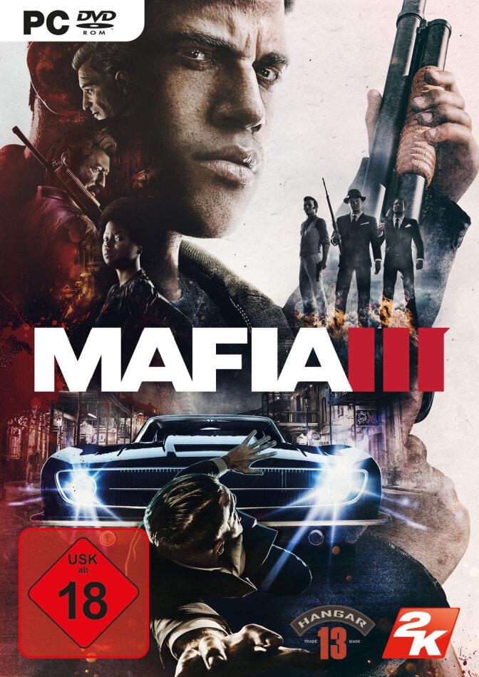 Mafia 3 (German Edition)