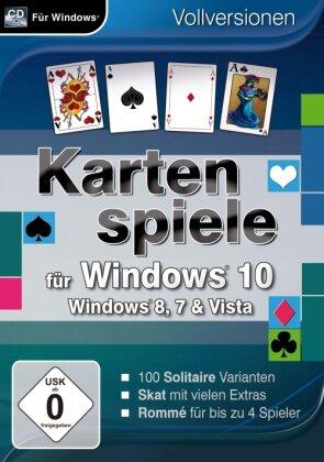 Kartenspiele für Windows 10