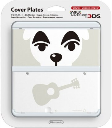 New 3DS Cover 005 K.K. Slider