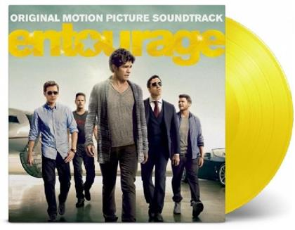 Entourage (OST) - OST - Music On Vinyl, Yellow Vinyl (LP)