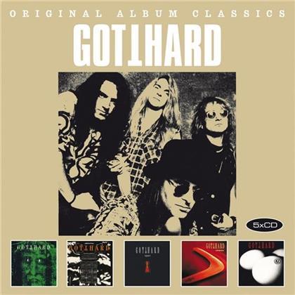 Gotthard - Original Album Classics (5 CDs)