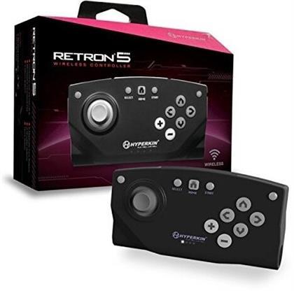 Retron 5 Controller schwarz