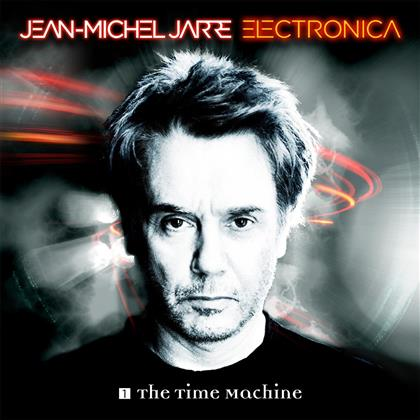 Jean-Michel Jarre - Electronica 1 - The Time Machine (2 LPs)