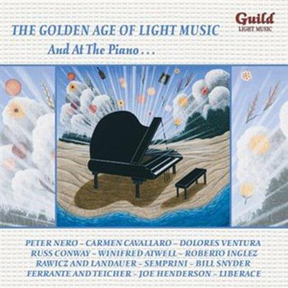 Various - And At The Piano - The Golden Age Of Light Music