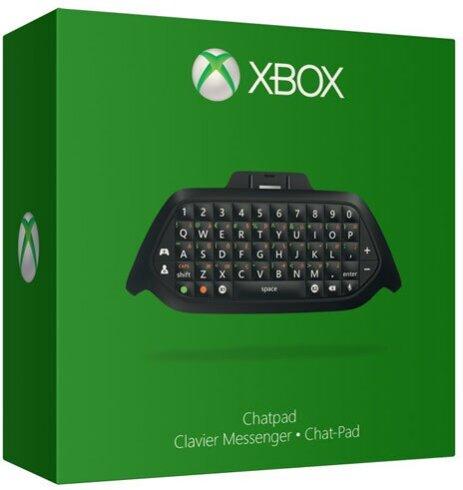 Xbox One Keypad (German-Layout)