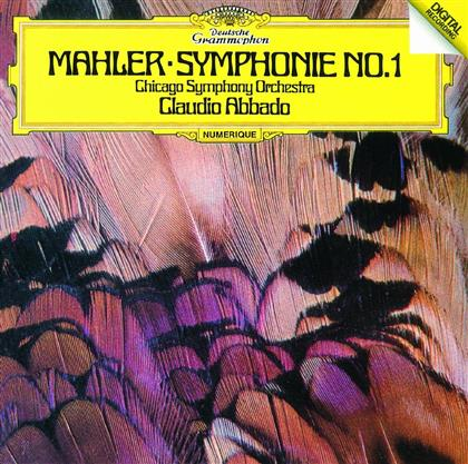 Gustav Mahler (1860-1911), Claudio Abbado & Chicago Symphony Orchestra - Mahler:Symphony No.1 - SHM (Japan Edition)