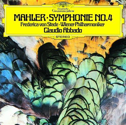 Frederica von Stade, Gustav Mahler (1860-1911), Claudio Abbado & Wiener Philharmoniker - Symphony No.4 - SHM