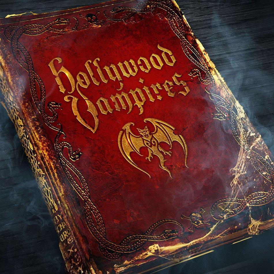 Hollywood Vampires (Alice Cooper/Johnny Depp/Joe Perry) - --- (2 LPs)