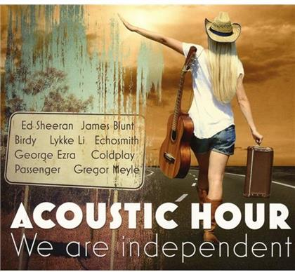 Acoustic Hour - Vol. 1 - We Are Independent (2 CDs)