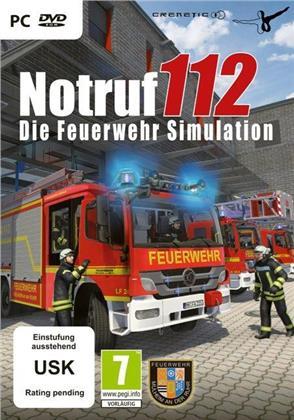 Feuerwehrsimulation Notruf 112