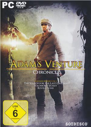 Adams Venture Chronicles