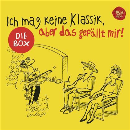 Various - Ich Mag Keine Klassik, Aber Das Gefällt Mir (15 CDs)