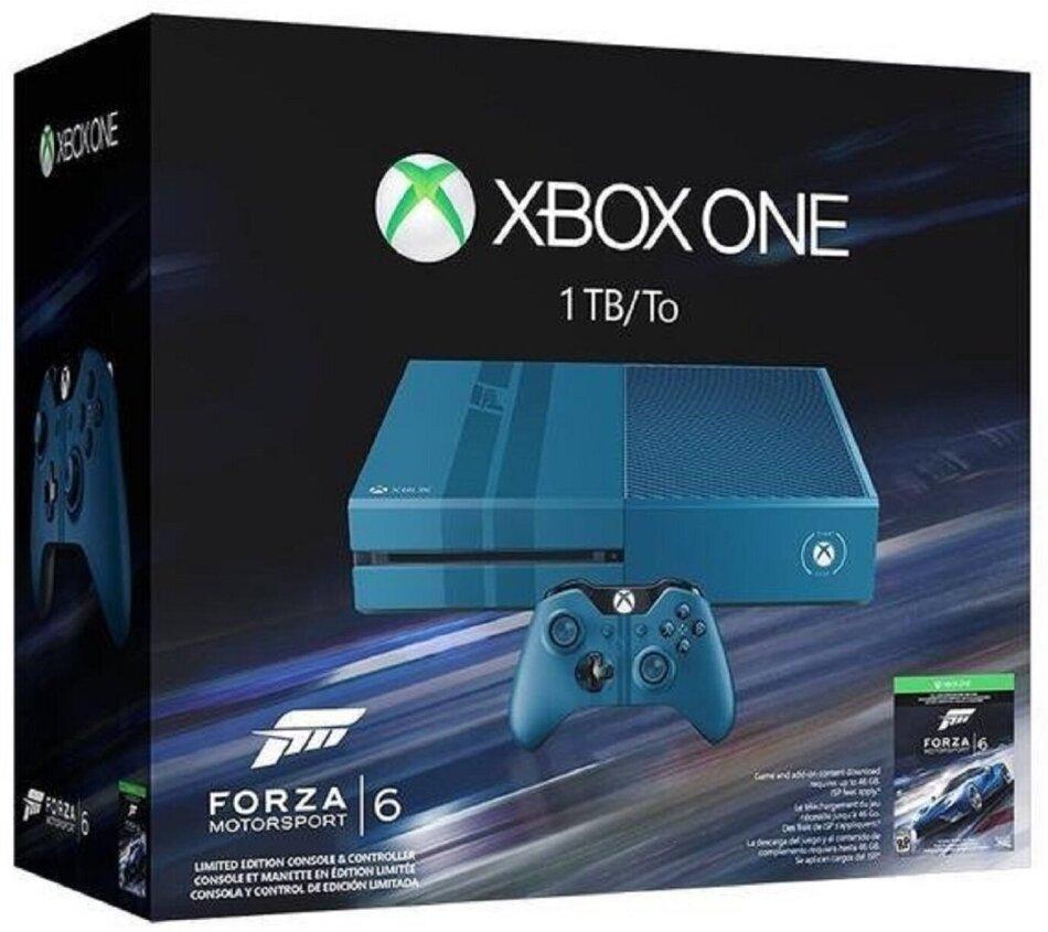 XBOX ONE Console 1 TB Forza 6 Bundle (Édition Limitée)