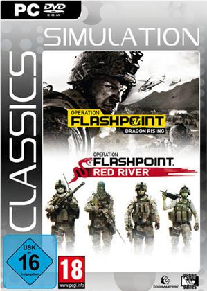 Classics Simulation: Operation Flashpoint - Dragon Rising + Red River