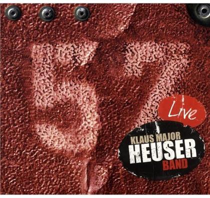 Klaus Heuser - 57 Live (2 CDs)