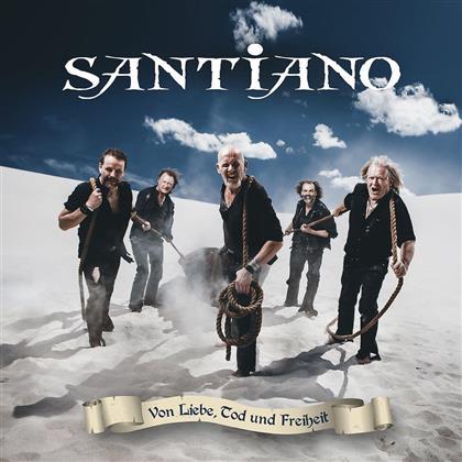 Santiano - Von Liebe, Tod & Freiheit (Second Edition)