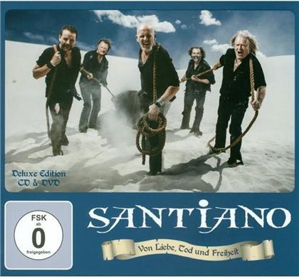 Santiano - Von Liebe, Tod & Freiheit (Limited Edition Box, CD + DVD)