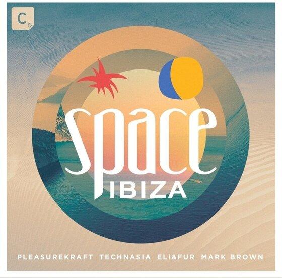 Pleasurekraft, Technasia, Eli & Fur & Brown Mark - Space Ibiza 2015 (4 CDs)